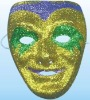 Mardi Gras Wall Plaque/Made by non-phthalate PVC