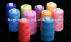 100%spun polyester sewing thread
