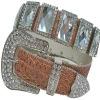 Fashion lady conchos leather belt