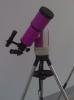 altazimuth refractor telescope