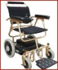 folding powered wheelchairs