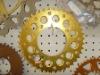 dirt bike parts/pit bike performance parts/CNC Sprocket