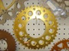 dirt bike parts/pit bike performance parts/CNC Sprocket