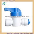 warranty 1 year and high quality Ball Valve