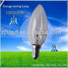 Incandescent Bulb candle and candle tail lamp