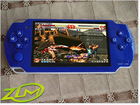 zlm G2000 4.3inch 32 bit game player digital handheld video game player (G2000)