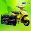 High quality MF 12V38AH lead acid electric bike battery