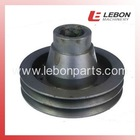 6D14 Crankshaft Pulley for excavator, high quality excavator pully