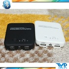 High Capacity 5000mAh Universal Portable Power Station Charger for iPhone & iPod