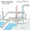 metro map printing