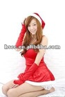 Sexy Fancy Dress Santa Claus costume Christmas Costume