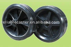 350 RP black rubber wheel