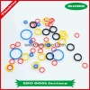 Anti-toxic silicone rubber o-ring