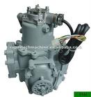 FM4 Tatsuno type flow meter with pulser for gasoline, diesel oil, kerosene metering