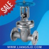 Stainless Steel Flange Steam Valve