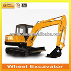 6 Ton Crawler Hydraulic New Diesel Cheap Mini Excavator