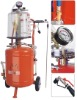 auto repairing machine Collecting Oil Machine(3027R) use in garage for waste oil collecting