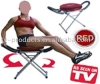 Red Exerciser,Body Building,Fitness Equipment,Sports Equipment