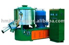 100 A high speed plastic mixer machine