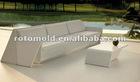 2012 TOP Sale Rotational Durable OEM PE/Plastic Leisure Sofa In Rotational Moulding Technique
