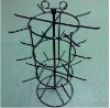 Welded Wire Mesh Spin Display Rack