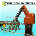whirlston full automatic robot pallet machinery