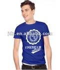 Fashion Silk print T-shirt for couple