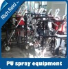 PU spraying machine