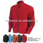 Men Lightweight Honeycomb Knit Warm-Up Jackets