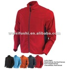Men Lightweight Honeycomb Knit Warm-Up Jackets