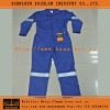 Formal Reflective Workwear Coverall