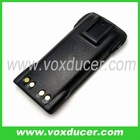 For Motorola GP328 two way radio long life battery,7.2 V 1800 mAh Ni-Mh battery pack