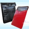 for iPad leather bag