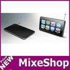 Hot Item 7 Inch Touch screen LCD GPS MP3 MP4 FM Ram 128MB Flash 4GB Ultra-thin like iphone 4