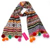 Yiwu wholesale fashion 2012 winter scarf ,smaller order can accepted,can paypal
