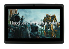 7 inch allwinner A13 Tablet PC android 4.0 Capacitive Screen 1.2GHZ 512M 4GB with Camera WIFI Multi Touch