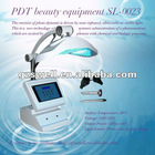 PDT LED light beauty machine with LED mask