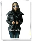new korea design lightweight winter short down jacket clothe for ladies girls
