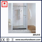 High quality stainless steel glass shower room (SR-015)