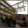 The most stable mobile hydrogeologic drilling rig AKL-S-400