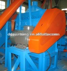 Secondary rubber shredder Low Energy consuming tyre processing equipment
