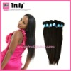 Best!100% Brazilian natural straight remy virgin human hair weft