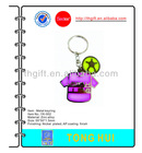 Apparel charm keychain/keyrings,fashion charm keychain/keyrings,souvenir metal keychains