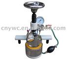 Manual Testing Pressure Machine