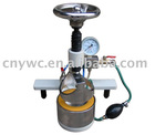 Manual Testing Pressure Machine