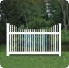PVC Picket Fence