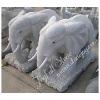 Stone Elephant Statues