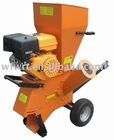 CE gasoline wood chipper
