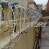 Factory of razor barbed wire BTO-18