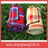 Folding travel blanket(10086)